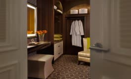 Conrad Suite, Dressing Room